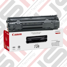 Заправка Canon 728 картриджа