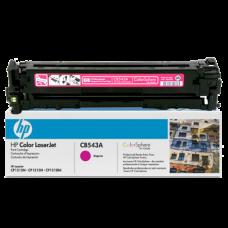 HP CB543A magenta