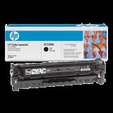 HP CC530A black