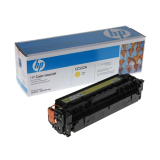HP CC532A yellow