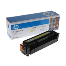 HP CC532A yellow
