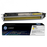 HP CE312A 126a yellow