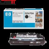 HP Q2670A black