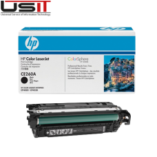 HP CE260A black