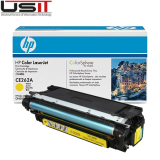 HP CE262A yellow