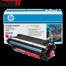 HP CE263A magenta