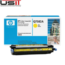 HP Q7582A yellow