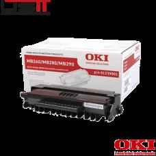 TONER Cartridge OKI 01240001