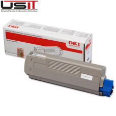 TONER Cartridge OKI C610 44315324 Black